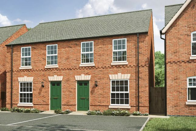 """3 bed semi-detached house for sale in """"The Thetford"""" at Attley Way, Irthlingborough, Wellingborough NN9"""
