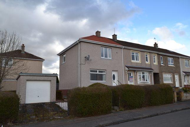 Thumbnail Semi-detached house for sale in Community Road, Bellshill