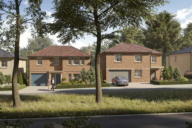 Thumbnail Land for sale in Plot D Woodlands Drive, Hoddesdon, Hertfordshire