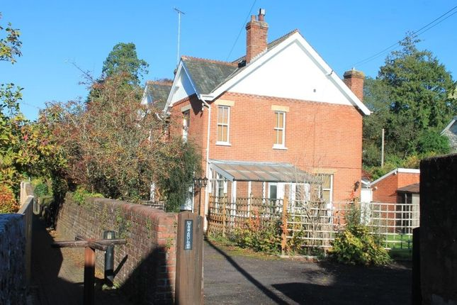 Thumbnail Detached house for sale in Mill Street, Ottery St. Mary