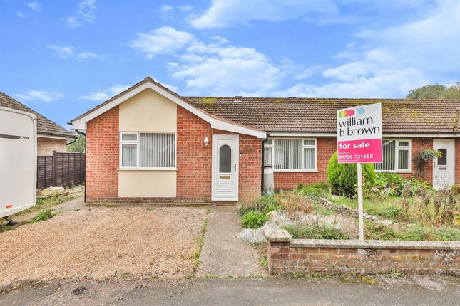 2 bed semi-detached bungalow for sale in Woodlands, Ashill, Thetford IP25