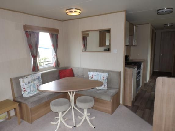 Dining Area of Perran Sands Holiday Park, Perranporth, Cornwall TR6