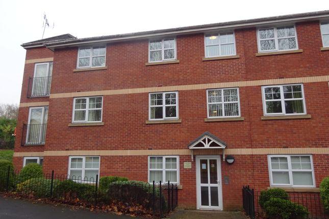 Thumbnail Flat to rent in Wilsonbrook Court, Hyde