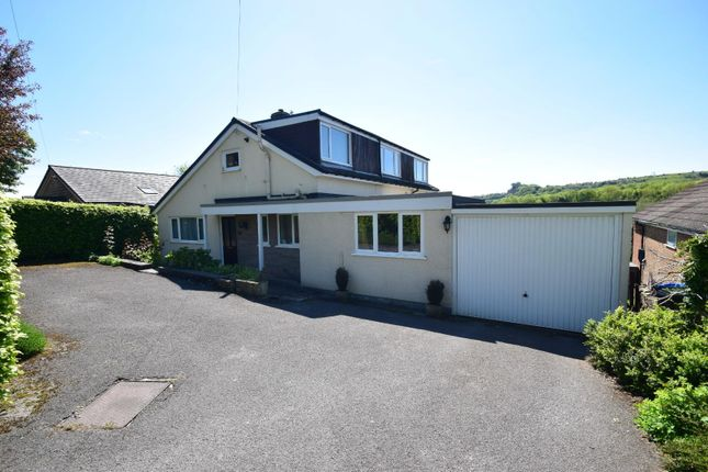 Thumbnail Detached bungalow for sale in Oakerthorpe Road, Bolehill, Wirksworth