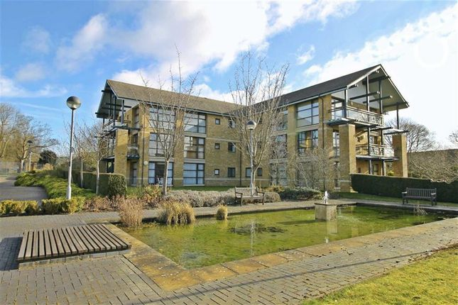 Thumbnail Flat to rent in Woodward Place, Loughton Lodge, Milton Keynes