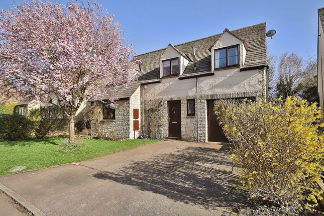 Thumbnail Detached house for sale in Cotswold Meadow, Deer Park, Witney