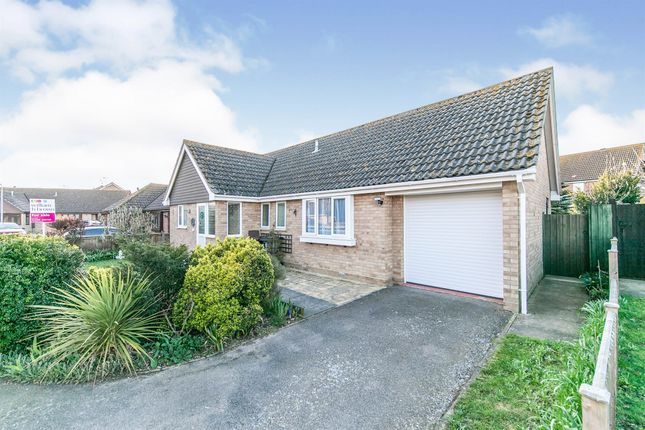 Thumbnail Detached bungalow for sale in Hankin Avenue, Dovercourt, Harwich