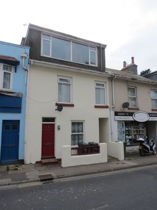 Thumbnail Flat to rent in Bolton Street, Brixham