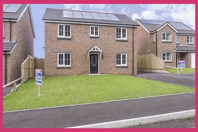 Thumbnail Detached house for sale in Plot 6, Colonel Road, Ammanford - Ref#00003103