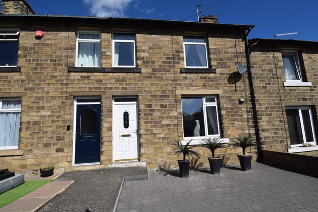 Front Elevation of Leymoor Road, Golcar, Huddersfield HD7
