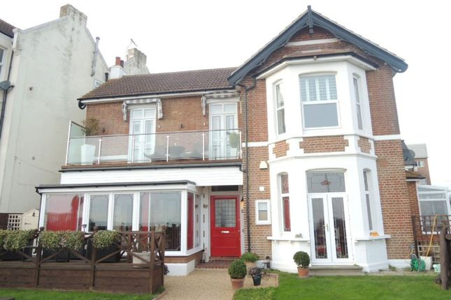 Thumbnail Maisonette for sale in Marine Parade East, Clacton-On-Sea
