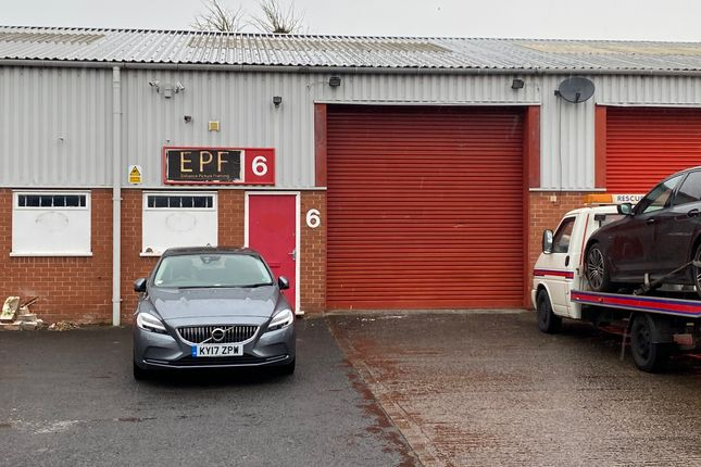Thumbnail Industrial for sale in Llewellyn Close, Stourport On Sever