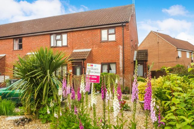 Thumbnail Maisonette for sale in South Green, Dereham