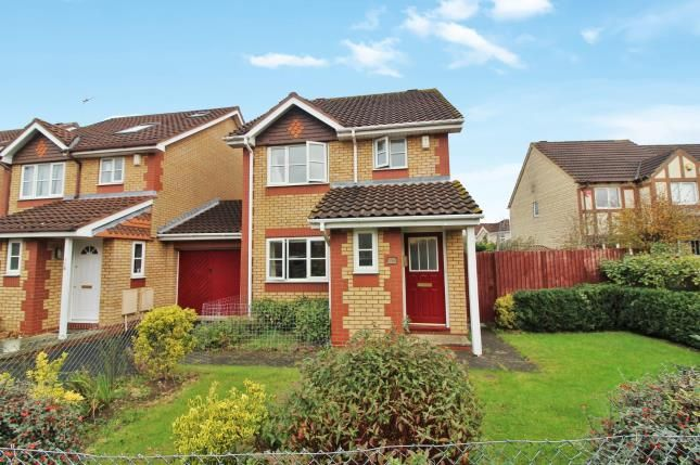 Thumbnail Detached house for sale in Wheatfield Drive, Bradley Stoke, Bristol
