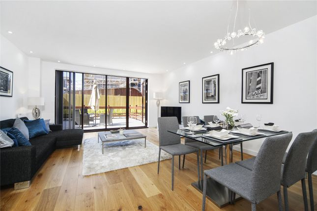 Thumbnail Property to rent in Lollard Street, London