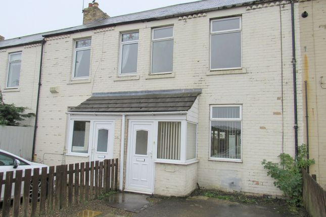 Thumbnail Terraced house to rent in Lamb Street, Cramlington