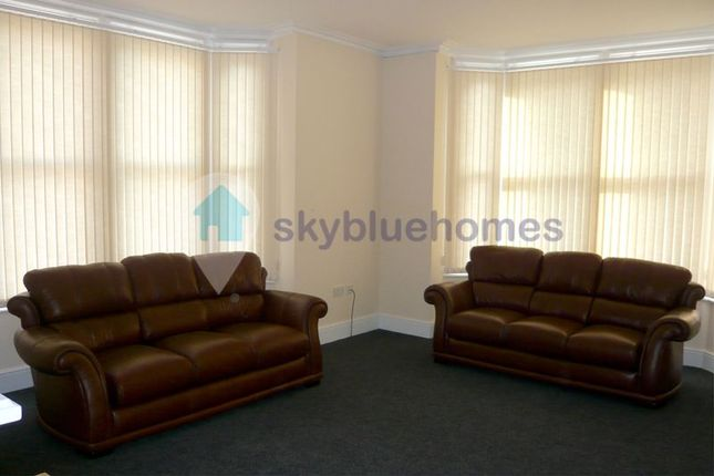 Thumbnail End terrace house to rent in Severn Street, Leicester
