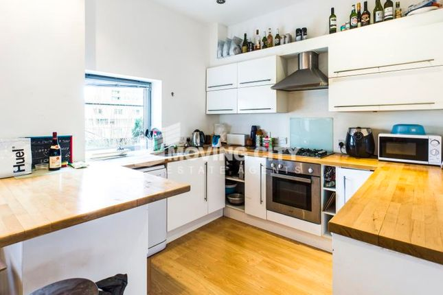 Thumbnail Maisonette to rent in Hutchings Street, London