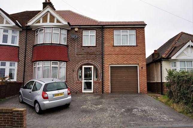 Thumbnail Semi-detached house for sale in Coniston Road, Bexleyheath