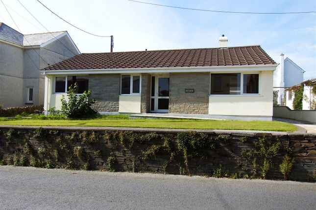 Thumbnail Bungalow to rent in Pengelly, Delabole