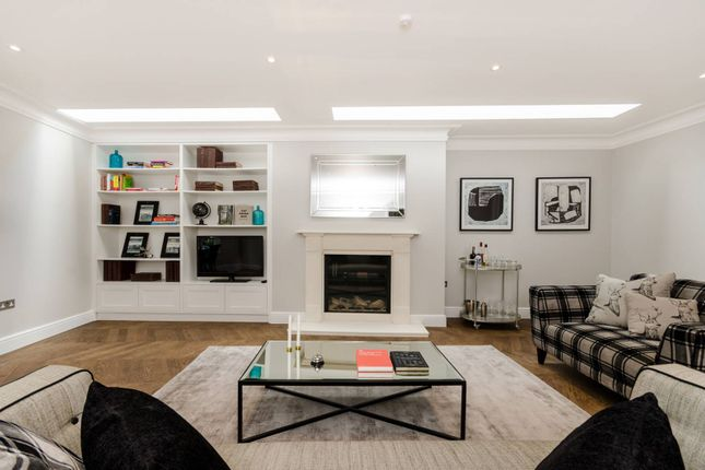 Thumbnail End terrace house for sale in Queensmill Road, Bishop's Park