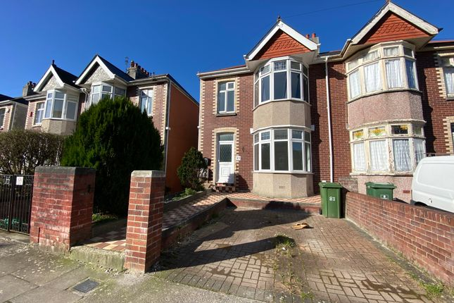 Property to rent in Ladysmith Road, Plymouth