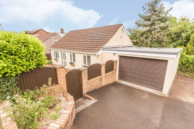 2 bed bungalow for sale in Colliery Road, Bedwas, Caerphilly CF83
