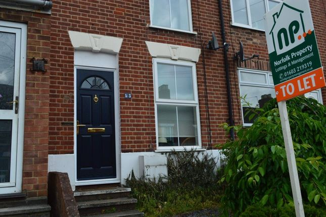 Thumbnail Property to rent in Wodehouse Street, Norwich