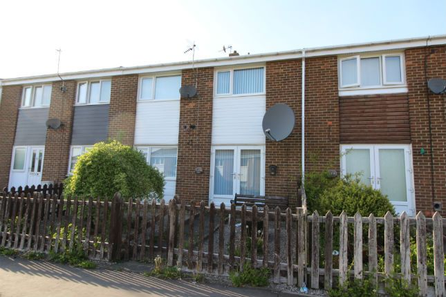Thumbnail Terraced house for sale in Westfields, Stanley, Co Durham