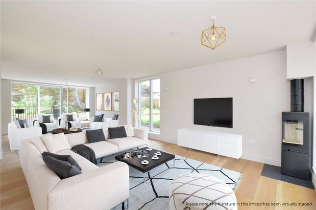 Thumbnail Detached house for sale in Foyle Road, Blackheath, London