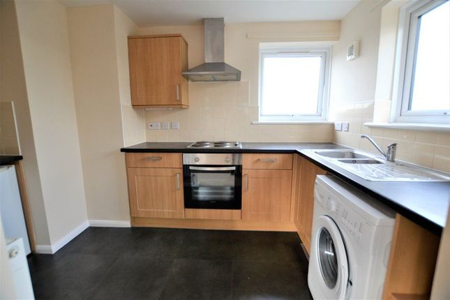 Thumbnail Flat to rent in Paulin Drive, London