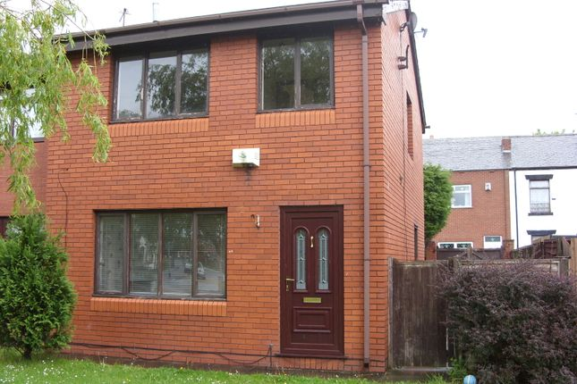 Thumbnail Semi-detached house to rent in Nathaniel Court, Platt Bridge