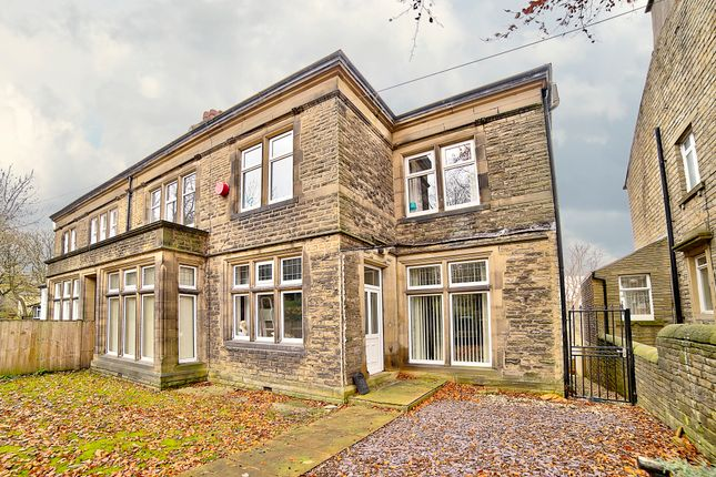 Thumbnail Semi-detached house for sale in Edgerton Road, Huddersfield