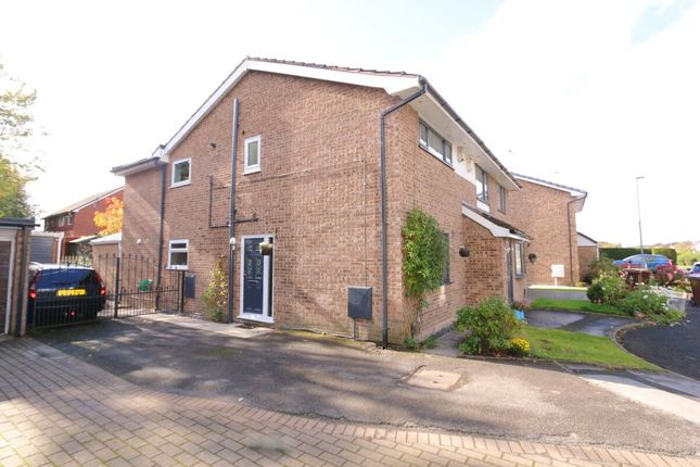Thumbnail Semi-detached house for sale in Mollets Wood, Denton, Manchester