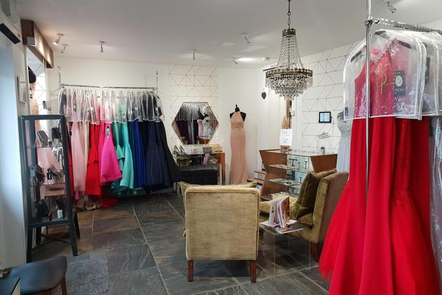 Thumbnail Retail premises for sale in Bridal Wear WF14, West Yorkshire