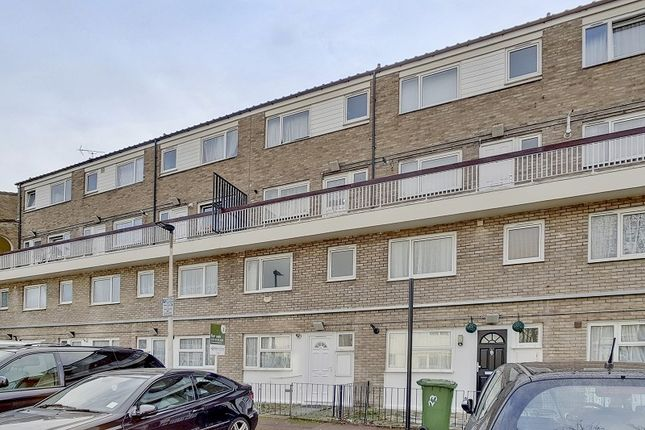 Thumbnail Maisonette for sale in Gawsworth Close, Stratford, London.