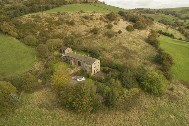 Thumbnail Detached house for sale in Foster Place Lane, Hepworth, Holmfirth, West Yorkshire