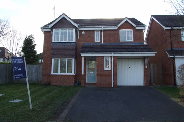 Thumbnail Property to rent in Cedar Avenue, Ryton On Dunsmore, Coventry