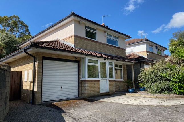 Thumbnail Detached house for sale in Brookfield Avenue, Barry