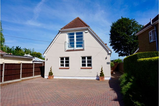 Thumbnail Detached house for sale in Rede Court Road, Strood, Rochester