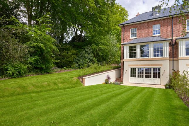 Thumbnail Semi-detached house for sale in Dagonet House, Arthur's Court, Sleepers Hill, Winchester