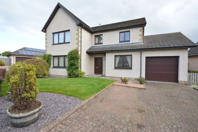 Thumbnail Detached house for sale in Pitcairn Drive, Balmullo, St. Andrews