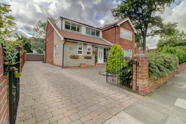 Thumbnail Detached house for sale in Woodlands, North Shields