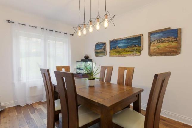 Dining Room of Scobbie Place, Redding, Falkirk FK2