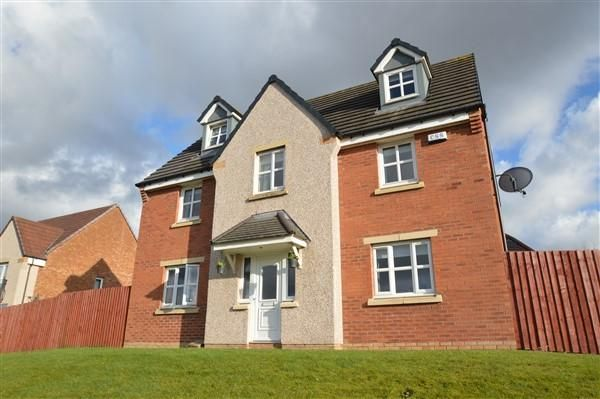 Thumbnail Property for sale in Dalziel Place, Chapelhall, Airdrie, Glasgow