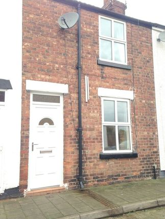 Thumbnail Terraced house to rent in Edge Grove, Chester