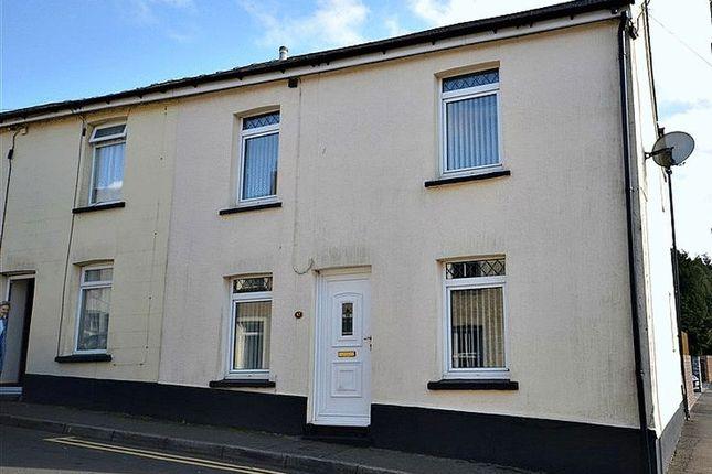 Thumbnail End terrace house for sale in Woodland Street, Blaenavon, Pontypool