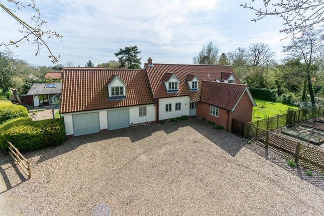 Thumbnail Detached house for sale in Willow Corner, Wortham, Diss, Suffolk