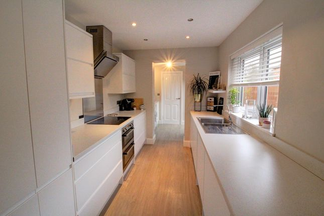 Kitchen of Avenue Road, Ashby-De-La-Zouch LE65