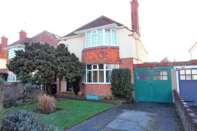 Thumbnail Detached house for sale in Drummond Road, Goring-By-Sea, Worthing